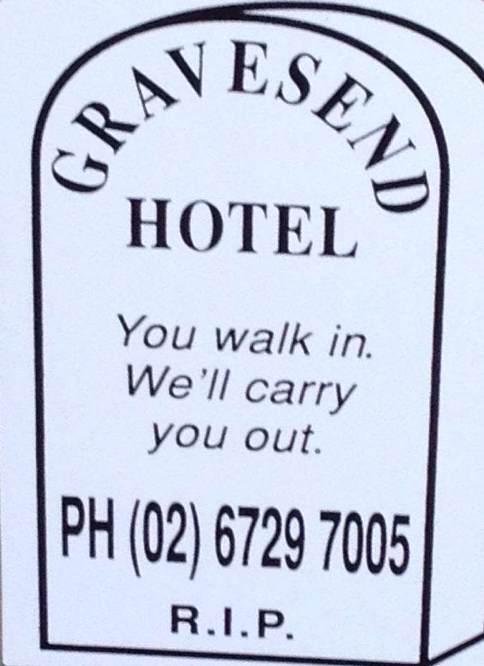 Gravesend Hotel - Whitsundays Tourism