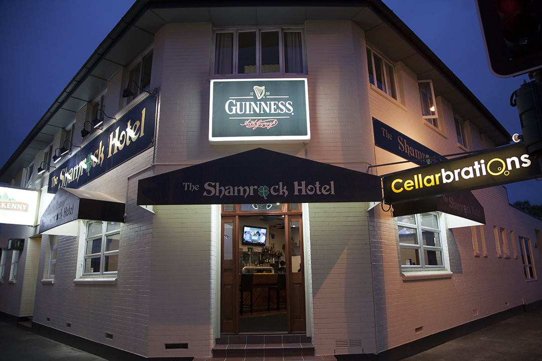 Shamrock Hotel - Whitsundays Tourism