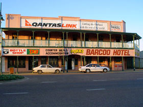 Barcoo Hotel - Whitsundays Tourism