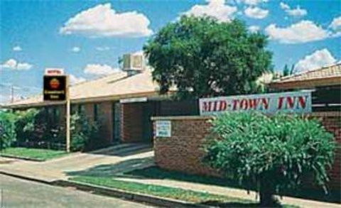 Comfort Inn - Mid Town - Whitsundays Tourism