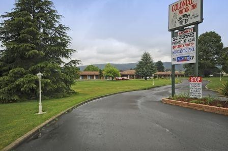 Colonial Motor Inn - Lithgow - Whitsundays Tourism