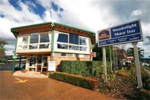 Wanderlight Motor Inn - Whitsundays Tourism