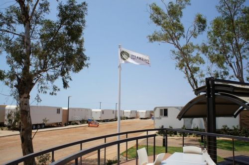 The Landing Port Hedland - Whitsundays Tourism