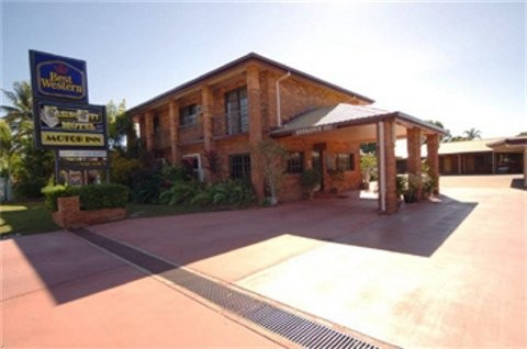 Casino City Motor Inn - Whitsundays Tourism