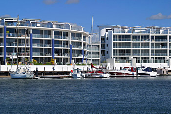 Bluewater Point Resort - Whitsundays Tourism
