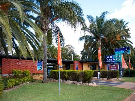 Motel Oasis - Whitsundays Tourism