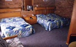Border Motel - Whitsundays Tourism