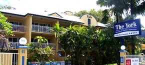 The York Beachfront Holiday Apartments - Whitsundays Tourism