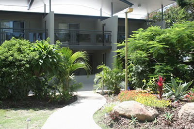 Apartments  Toolooa Gardens Motel - Whitsundays Tourism
