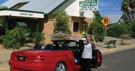Blackall Acacia Motor Inn - Whitsundays Tourism