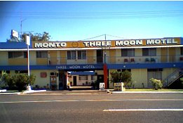 Monto Three Moon Motel - Whitsundays Tourism