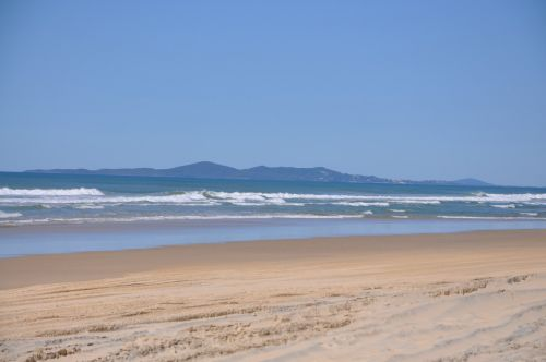 Teewah Beach Escapes - Whitsundays Tourism