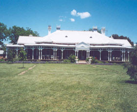 Coombing Park Homestead - Whitsundays Tourism