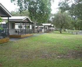 Beachfront Caravan Park - Whitsundays Tourism