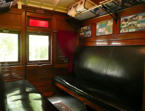 Mt Nebo Railway Carriage amp Chalet - Whitsundays Tourism