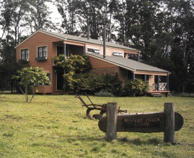 Moffat Falls Lodge And Cottages - Whitsundays Tourism