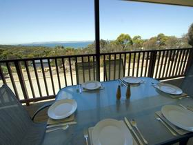 American River Water View Cottage - Whitsundays Tourism