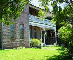 Old Rectory Bed And Breakfast Guesthouse - Sydney Airport - Whitsundays Tourism
