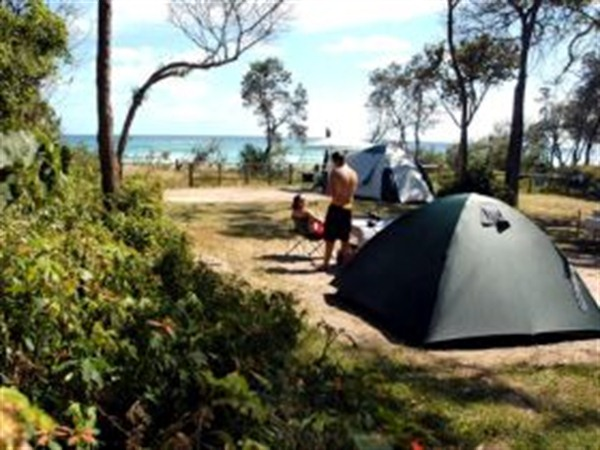 Flinders Beach Foreshore Camping Grounds - Whitsundays Tourism