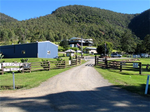 Neurum Creek Bush Retreat - Whitsundays Tourism