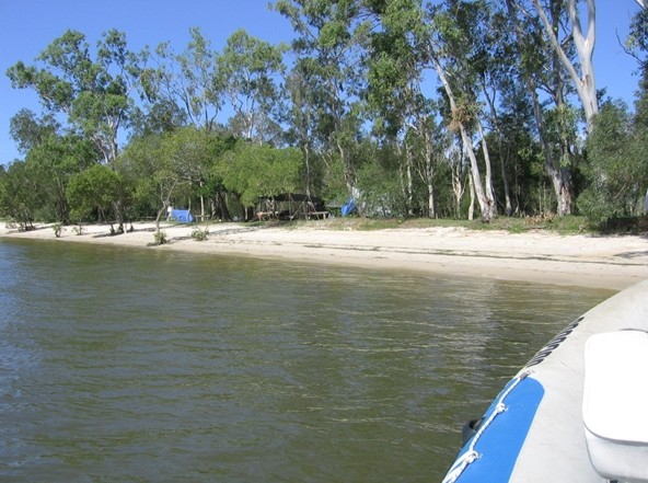 Mission Point Camping Area - Whitsundays Tourism