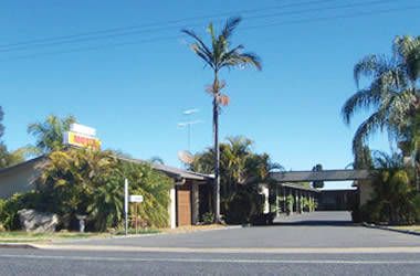 Countryman Motel - Whitsundays Tourism