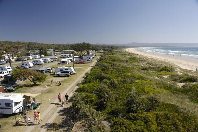 Discovery Holiday Parks - Pambula Beach - Whitsundays Tourism