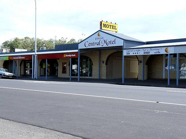 Gin Gin Central Motel - Whitsundays Tourism