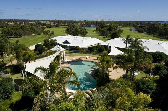 Mercure Sanctuary Golf Resort Bunbury - Whitsundays Tourism