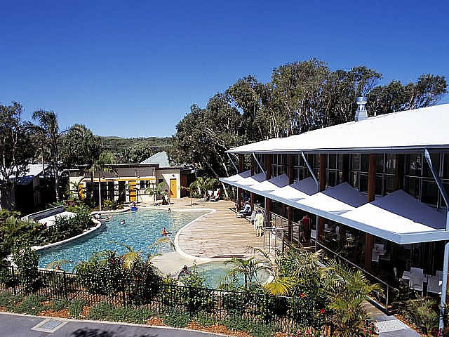Mobys Beachside Retreat - Whitsundays Tourism