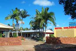 Motel Childers - Whitsundays Tourism