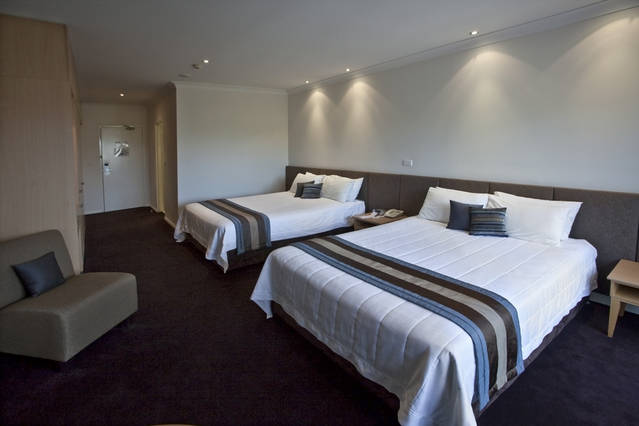 The Executive Inn Newcastle - Whitsundays Tourism