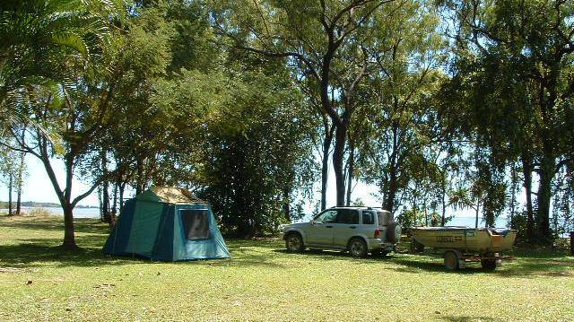 Weipa Caravan Park  Camping Ground - Whitsundays Tourism