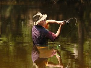 Lochlorian Trout Fishing and Getaway - Whitsundays Tourism
