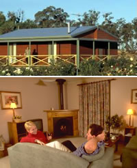 Twin Trees Country Cottages - Whitsundays Tourism