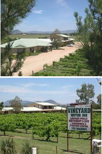 Mudgee Vineyard Motor Inn - Whitsundays Tourism