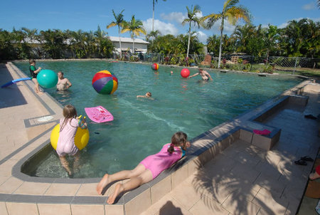 Kurrimine Beach Holiday Park - Whitsundays Tourism