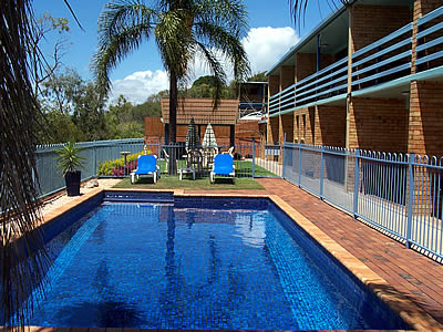 Tannum on the Beach Motel - Whitsundays Tourism