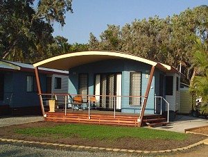 Island View Caravan Park - Whitsundays Tourism