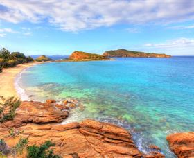 Pumpkin Island - Whitsundays Tourism