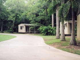 Travellers Rest Caravan and Camping Park - Whitsundays Tourism