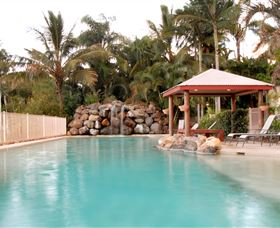 at Boathaven Spa Resort - Whitsundays Tourism