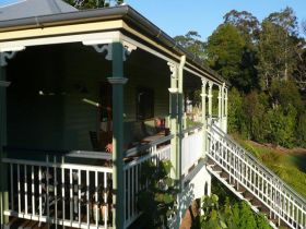 The Sanctuary Springbrook. Guest House / Cottage - Whitsundays Tourism