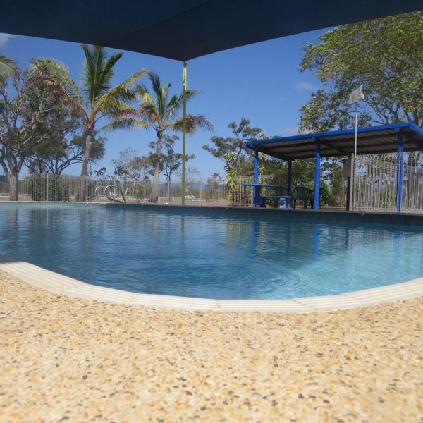 Bluewater Caravan Park - Whitsundays Tourism