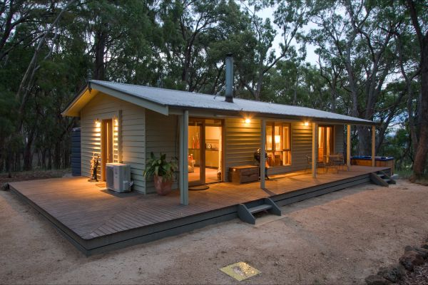 Mirkwood Forest Self-Contained Spa Cottages - Whitsundays Tourism