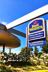 Best Western Wheelers Hill International - Whitsundays Tourism