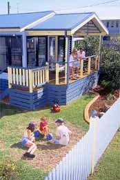 Werri Beach Holiday Park - Whitsundays Tourism