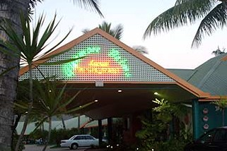 Glenmore Palms Motel - Whitsundays Tourism