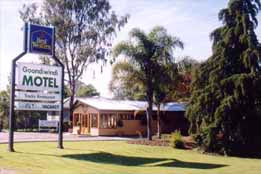 Goondiwindi Motel - Whitsundays Tourism