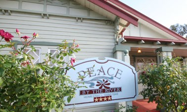 Peace By The River Homestay - Whitsundays Tourism